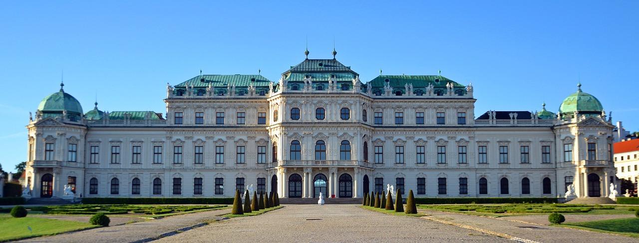 クリムト所蔵数世界一!ウィーン・ベルヴェデーレ宮殿