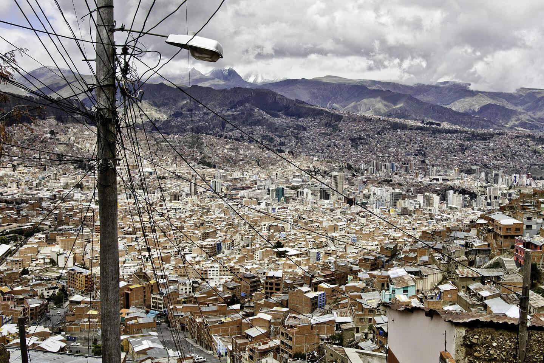 世界一標高が高い首都!?美しすぎる街・ボリビア・ラパス4