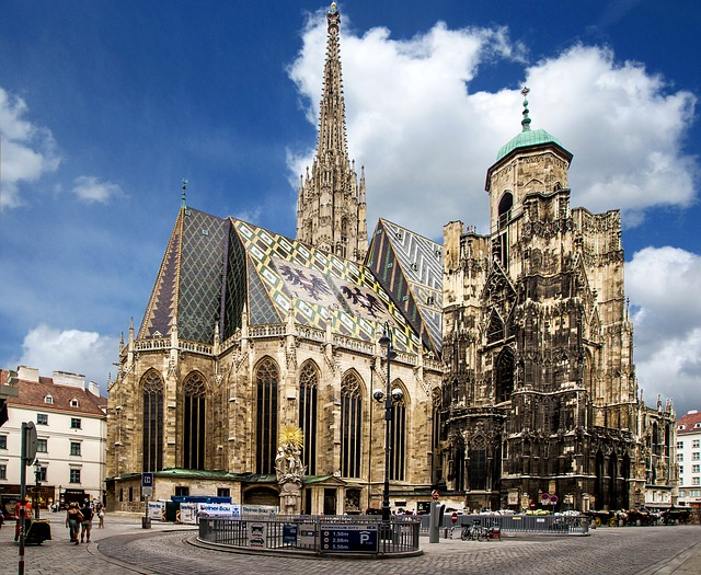 ヨーロッパ旅行に行く方におすすめ!旧市街を楽しむウィーン3