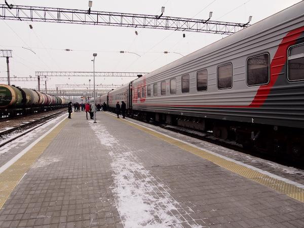 世界一長い鉄道路線、シベリア鉄道の楽しみ方4