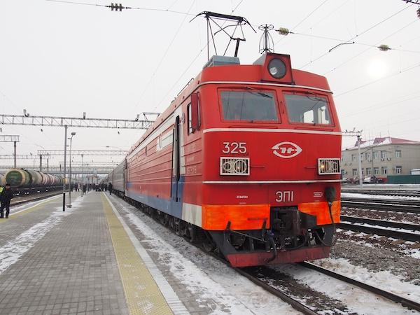 世界一長い鉄道路線、シベリア鉄道の楽しみ方1