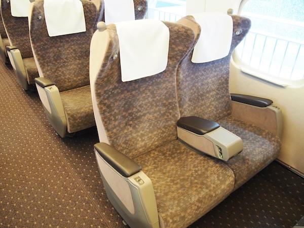 グリーン車に乗っても東京駅~新大阪駅間12,000円で行ける「ぷらっとこだま」の魅力3